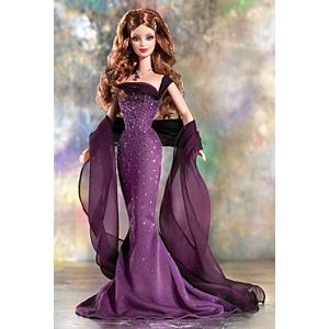 February Amethyst™ Barbie® Doll