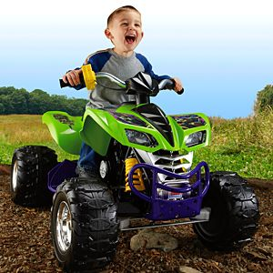 Power Wheels® Teenage Mutant Ninja Turtles™ Kawasaki KFX®