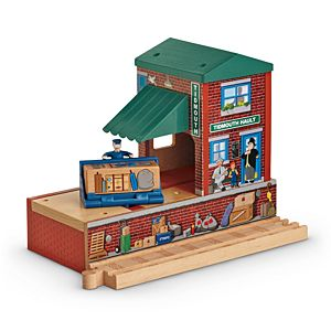 Thomas & Friends™ Wooden Railway Tidmouth Station