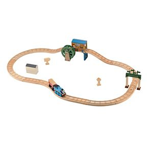 Thomas & Friends™ Wooden Railway Steaming Around Sodor