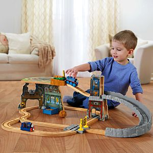 Thomas & Friends™ Wooden Railway Thomas' Fossil Run