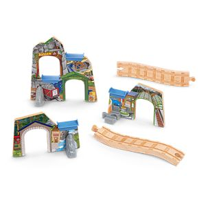 Thomas & Friends™ Wooden Railway Scenes of Sodor Tunnel Set