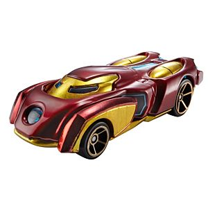 HOT WHEELS® MARVEL® IRON MAN™ Character Car