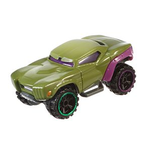 Hot Wheels® Marvel® Hulk™ Character Car