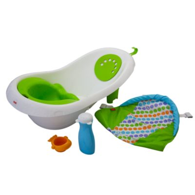 4-in-1 Sling \'n Seat Baby Bath Tub | BDY86 | Fisher-Price