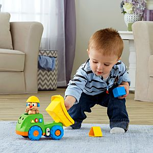 Laugh & Learn™ Puppy's Dump Truck