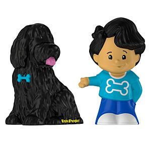 Little People® Koby & Dog
