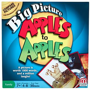 Big Picture Apples to Apples™ Game