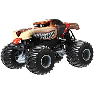 Hot Wheels® Monster Jam® Monster Mutt Brown