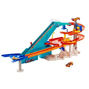 Hot Wheels® Motorized Mega Garage