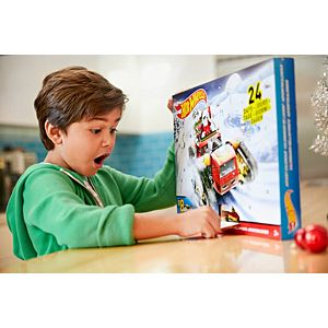 Hot Wheels® Advent Calendar