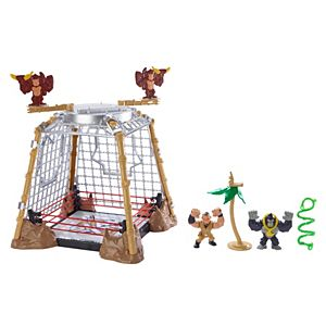 WWE® Slam City™ Gorilla In A Cell Match™ Playset