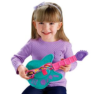 Dora and Friends™ Play It 2 Ways Guitar