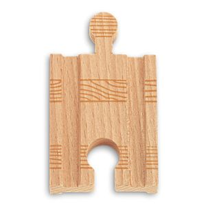 "Thomas & Friends™ Wooden Railway Track Piece 2.0"" Straight Male to Female"