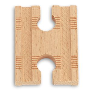 "Thomas & Friends™ Wooden Railway Track Piece 2.0"" Straight Female to Female"