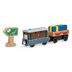 Thomas & Friends™ Wooden Railway Thomas' Birthday Surprise Accessory Pack