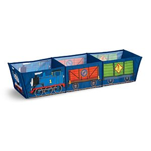 Thomas & Friends™ Wooden Railway Three-Bin Storage Engine