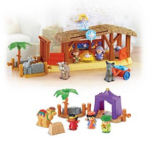 Little People® Nativity Gift Set