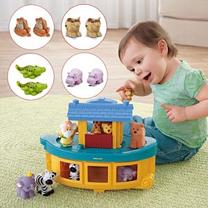 Little People® Noah's Ark Gift Set