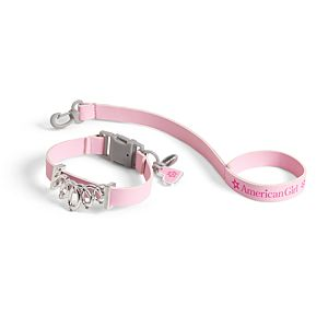 Jeweled Collar & Leash