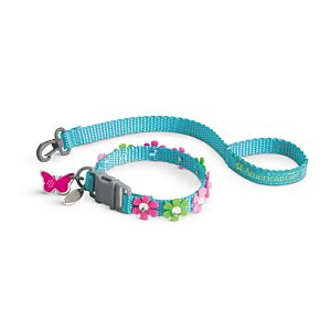 Blossoms Collar & Leash