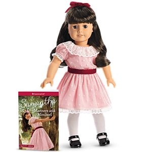 Samantha™ Doll & Paperback Book