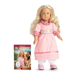 Caroline™ Mini Doll & Book