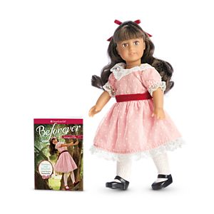 Samantha™ Mini Doll & Book
