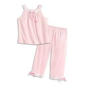 Ribbons & Bows Pajamas for Girls