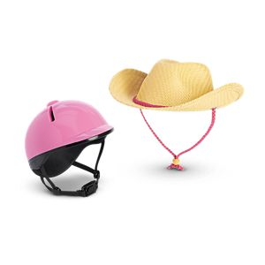 Riding Helmet & Hat