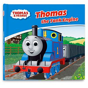 Thomas & Friends™ Wooden Railway Thomas the Tank Engine Book