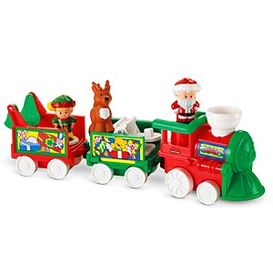 Little People® Christmas Train