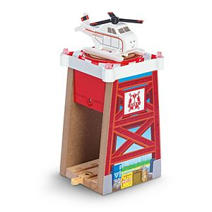 Thomas & Friends™ Wooden Railway Harold's Search and Rescue Helipad