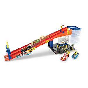 Hot Wheels® Rooftop Race™ Garage
