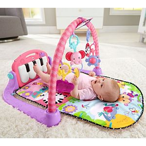 Kick & Play Piano Gym (Pink)