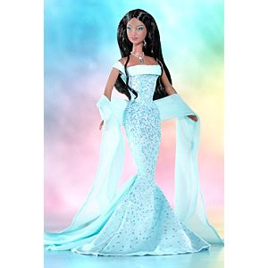 March Aquamarine™ Barbie® Doll