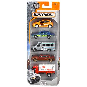 Matchbox® 5-Car Pack