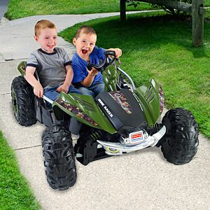 Power Wheels® Dune Racer – Camo