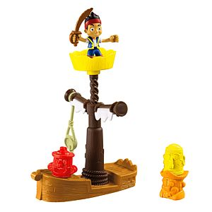 Jake and the Never Land Pirates Spinning Tiki Adventure