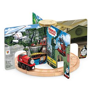 Thomas & Friends™ Wooden Railway Really Useful Story Stand