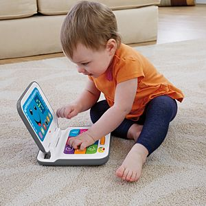 Laugh & Learn® Smart Stages™ Laptop - White