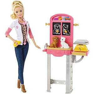 Barbie® Careers Pet Vet Playset