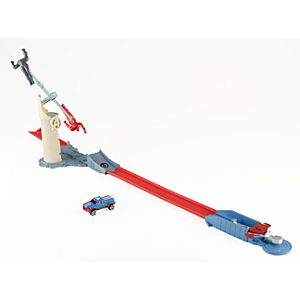 Hot Wheels® Avengers Flight Strike Track Set