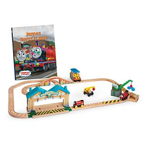 Thomas & Friends™ Wooden Railway James Sorts It Out Set