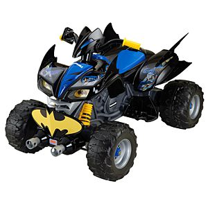 Power Wheels® Kawasaki Batman™ ATV