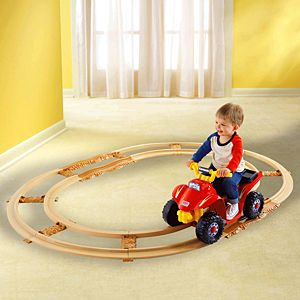 Power Wheels® Kawasaki Lil' Quad™ with Track