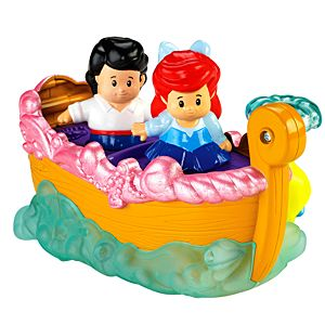 Disney Princess Ariel's Boat Ride by Little People®