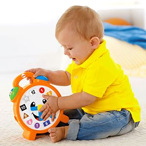 Laugh & Learn® Counting Colors Clock