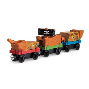 Thomas & Friends™ Wooden Railway Pirate Ship Discovery