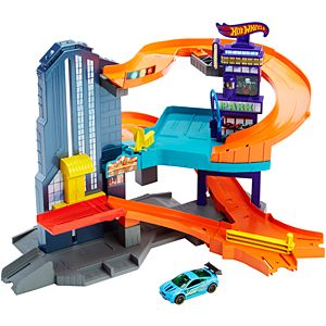 Hot Wheels® Speedtropolis™ Track Set